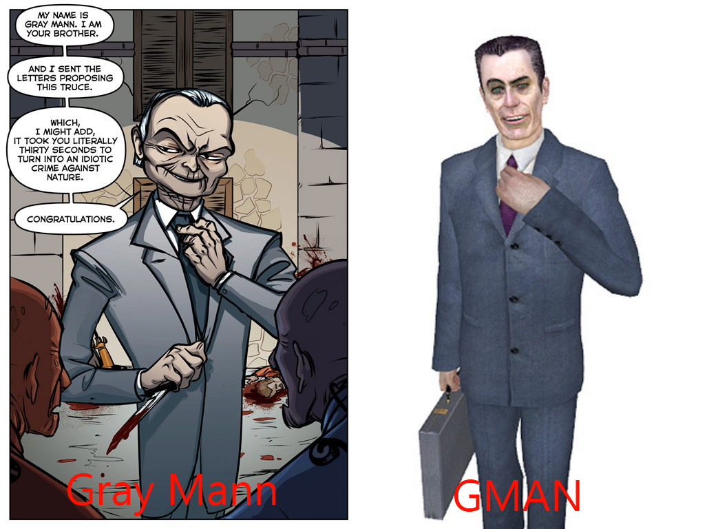 man mann